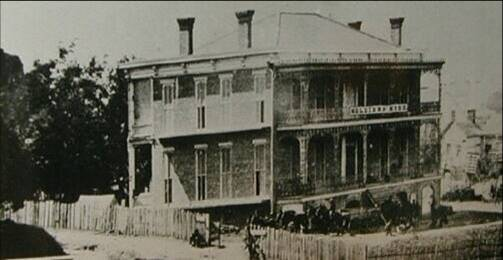 This photo of Duff Green Mansion was probably taken in 1864 or 1865