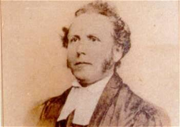Rev. William W. Lord of Christ Church in Vicksburg