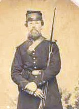 Sergeant George Poundstone of the 53rd Illinois Infantry was killed at Jackson while carrying his regiment's national colors - http://mywebtimes.com/archives/ottawa/display.php?id=456543