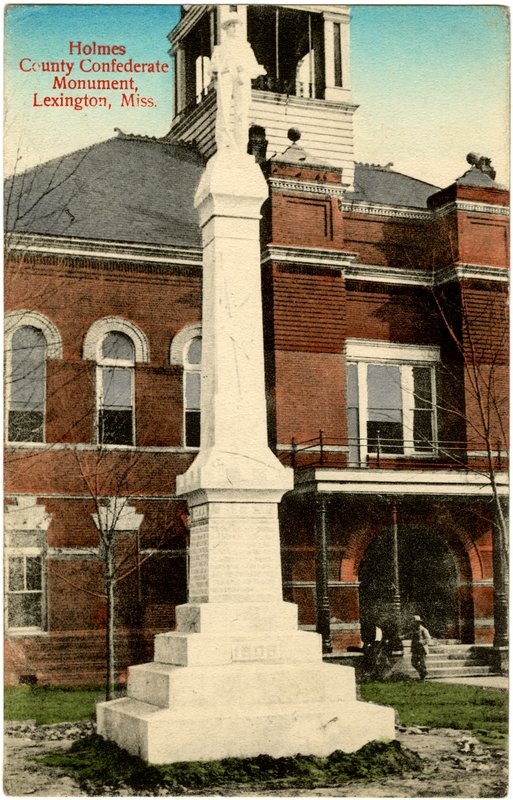 Holmes County Confederate Monument
