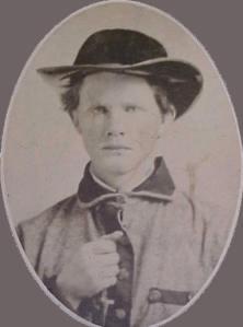 Adjutant Albert L. Peel, 19th Miss. Inf.